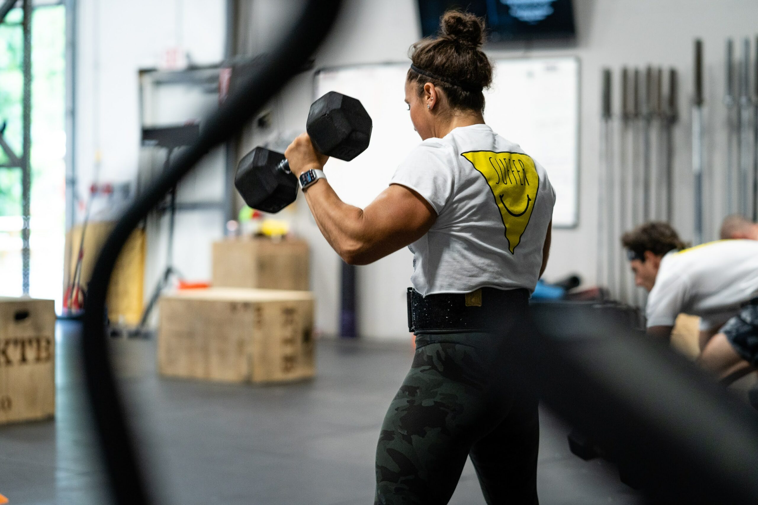 Turn Any Crossfit Workout Into The Best Workout For You